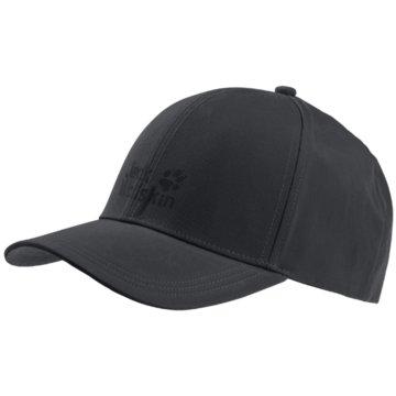 JACK WOLFSKIN CapsSUMMER STORM CAP - 1907751 grau