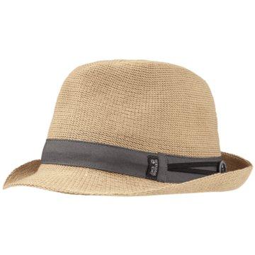 JACK WOLFSKIN HüteTRAVEL HAT - 1908421 beige