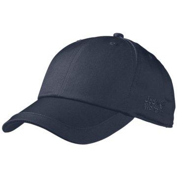 JACK WOLFSKIN CapsSAFARI BASE CAP - 1908451 blau