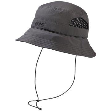 JACK WOLFSKIN StirnbänderSUPPLEX VENT BUCKET - 1909321 grau