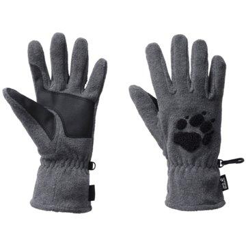 JACK WOLFSKIN FingerhandschuhePAW GLOVES - 19615-6110 grau