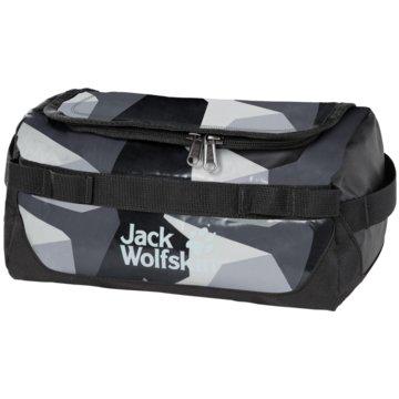 JACK WOLFSKIN KulturbeutelEXPEDITION WASH BAG - 8006861-8122 grau