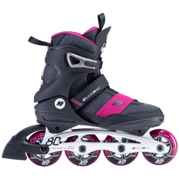 K2 Inline SkatesALEXIS 80 ALU - 30E0270-1-1 schwarz