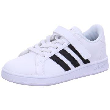 adidas Sneaker LowGRAND COURT C - EF0109 weiß