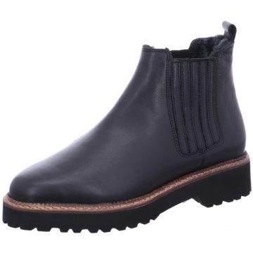 Sioux Chelsea Boot schwarz