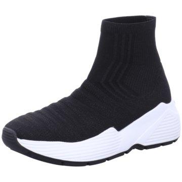 Kennel + Schmenger Sneaker HighYuko schwarz