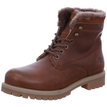 Mustang Boots Collection braun