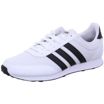 adidas Sneaker LowV Racer 2.0 weiß