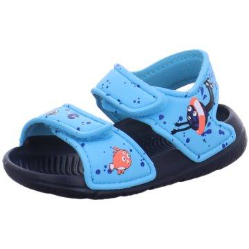 adidas Sandale blau