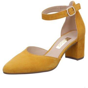 Gabor Riemchensandalette gelb