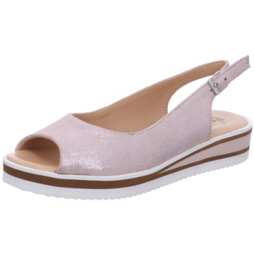 ara Komfort Sandale rosa