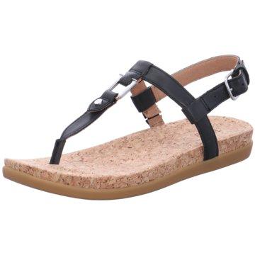 UGG Australia SandaletteAleigh schwarz