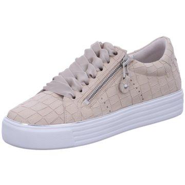 Kennel + Schmenger Sneaker LowUp beige