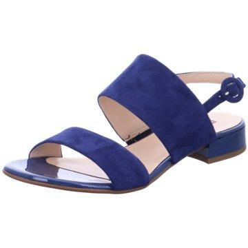 Högl Top Trends Sandaletten blau