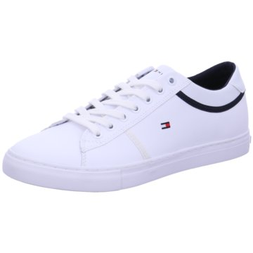 Tommy Hilfiger Sneaker LowEssential Leather Sneaker weiß