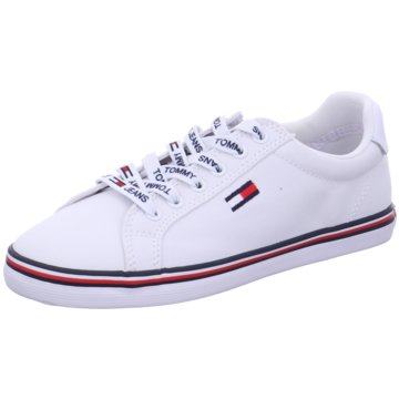Tommy Hilfiger SneakerEssential Lace Up Sneaker weiß