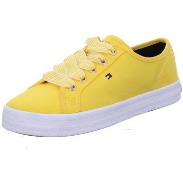 Tommy Hilfiger Sneaker LowEssential NAU gelb