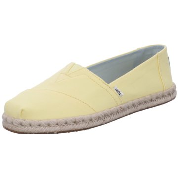 TOMS Top Trends SlipperAlpargarta Earthwise gelb