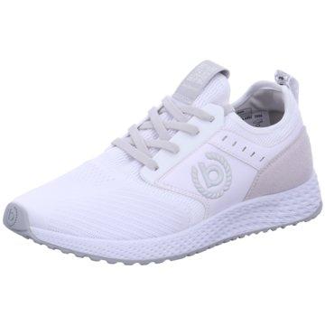 Bugatti Sneaker LowJava weiß