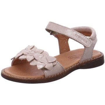 Froddo Offene Schuhe silber