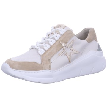 Paul Green Top Trends Schnürschuhe beige