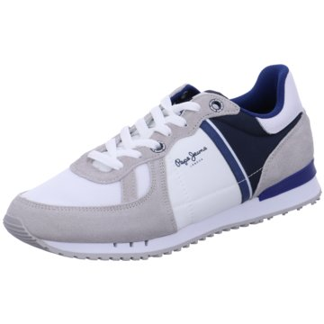 Pepe Jeans Sneaker LowTinker Zero Ath weiß