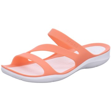CROCS Badelatsche orange