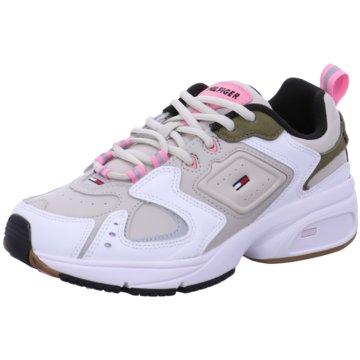 Tommy Hilfiger Top Trends SneakerWMNS Heritage Sneaker weiß