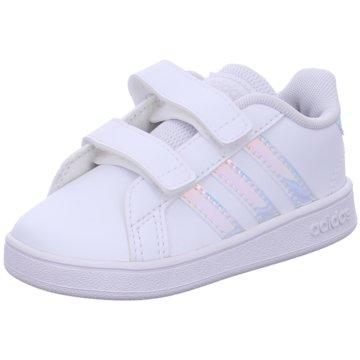 adidas Sneaker LowGRAND COURT SCHUH - FW1276 weiß