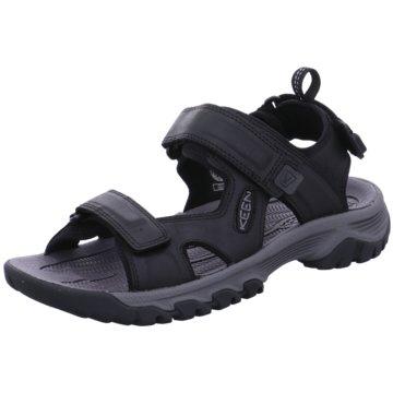 Keen Outdoor SchuhTarghee III Sandal schwarz