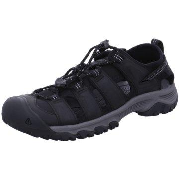 Keen Outdoor Schuh schwarz
