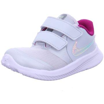 Nike Sneaker LowSTAR RUNNER 2 - DD5888-001 grau