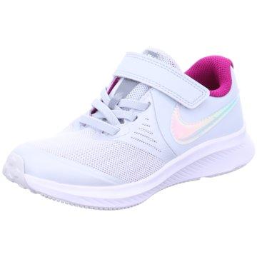 Nike Sneaker LowSTAR RUNNER 2 - DD5889-001 grau