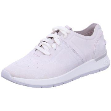UGG Australia Sneaker LowAdaleen weiß