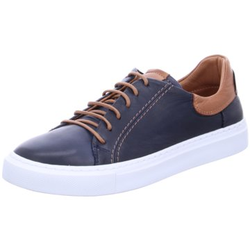 Calvin Smith Sneaker Low blau