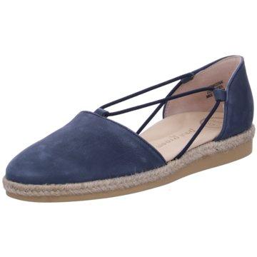 Paul Green Top Trends Slipper2856 blau