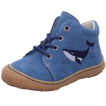 Ricosta SchnürschuhLauflernschuh blau