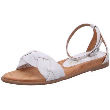 Unisa Top Trends Sandaletten weiß