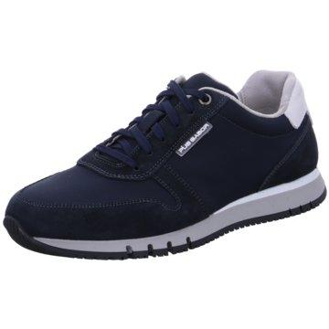 Pius Gabor Sportlicher SchnürschuhSneaker blau