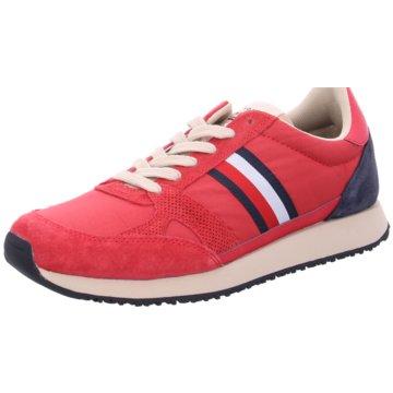 Tommy Hilfiger Sneaker Low rot