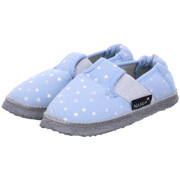 Nanga Kleinkinder Mädchen blau