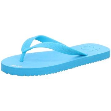 Flip-Flop Bade- Zehentrenner7511-32298-12 blau