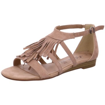 s.Oliver Sale - Damen Sandaletten reduziert   schuhe.de 22c68e02fe