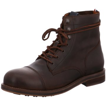 Tommy Hilfiger Boots Collection braun