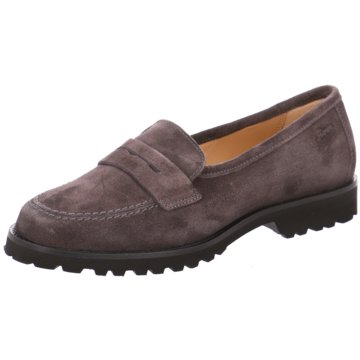 Sioux Business Slipper grau