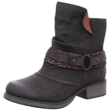 Rieker Boots grau