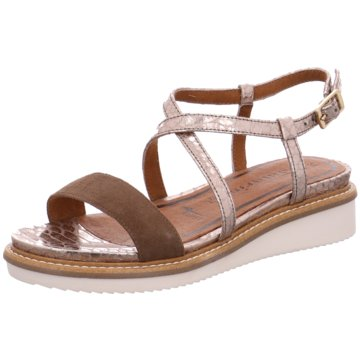 55429fcfb0726c Tamaris Sale - Damen Sandaletten jetzt reduziert kaufen