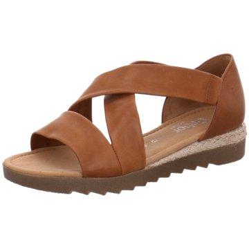 billig für Rabatt klassisch Schlussverkauf Gabor Sale - Damen Sandaletten jetzt reduziert kaufen ...
