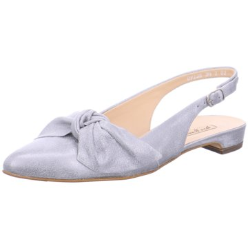 Paul Green Slingpumps grau