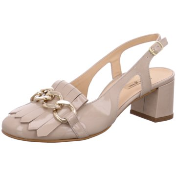 Paul Green Slingpumps beige